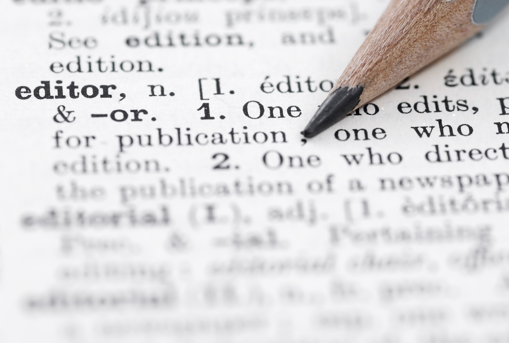 Real Talk – Editing Advice From an Editor